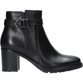 Zapatos Mujer Botines Valleverde 46084 Negro