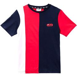 textil Niños Camisetas manga corta Fila 688008 Rojo
