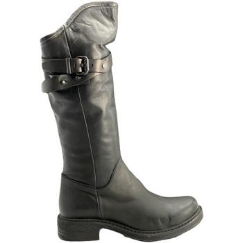 Zapatos Mujer Botas de caña baja Bueno Shoes 8M1107 Negro