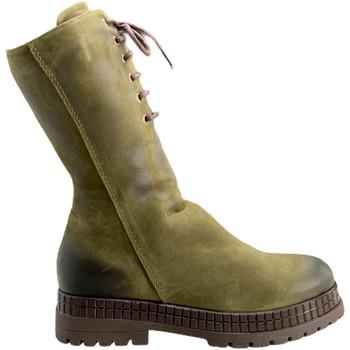 Zapatos Mujer Botas de caña baja Bueno Shoes 20WM3006 Verde