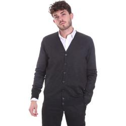textil Hombre Chaquetas de punto Sseinse MI1621SS Gris