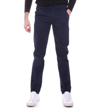 textil Hombre Pantalones chinos Sseinse PSI646SS Azul