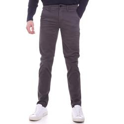 textil Hombre Pantalones chinos Sseinse PSI646SS Gris