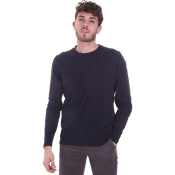 textil Hombre Camisetas manga larga Sseinse MI1691SS Azul