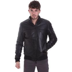 textil Hombre cazadoras Sseinse GBI654SS Negro