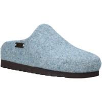Zapatos Mujer Pantuflas Grunland CB2516 Azul