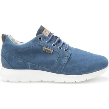 Zapatos Hombre Zapatillas bajas Geox U62Q7B 00022 Azul