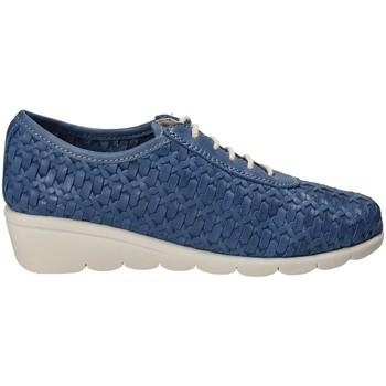 Zapatos Mujer Derbie The Flexx C2501_28 Azul
