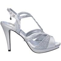 Zapatos Mujer Sandalias Osey SA0559 Gris