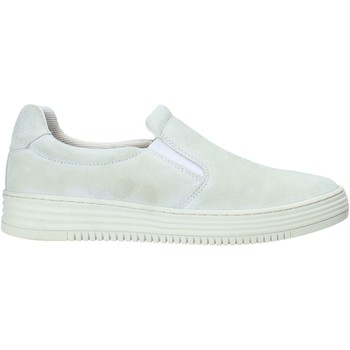 Zapatos Mujer Slip on Mally M013 Blanco