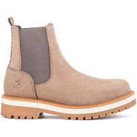 Zapatos Mujer Botines Lumberjack SW50503 002 D01 Beige
