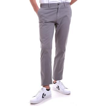 textil Hombre Pantalones chinos Navigare NV55197 Gris