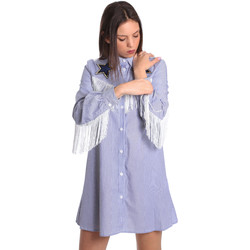 textil Mujer Vestidos cortos Denny Rose 811DD10018 Azul