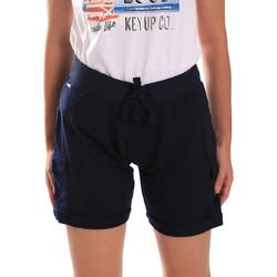 textil Mujer Shorts / Bermudas Key Up 5G75F 0001 Azul