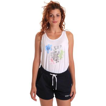textil Mujer Conjuntos chándal Key Up 5K78A 0001 Blanco