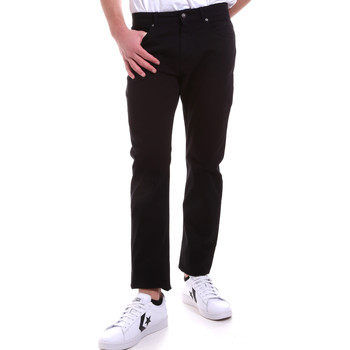 textil Hombre Pantalones con 5 bolsillos Navigare NV53095 Negro