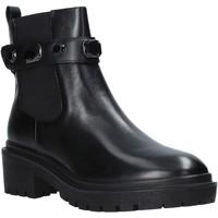 Zapatos Mujer Botines Apepazza F0COMBAT08/DIA Negro