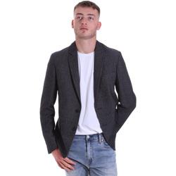 textil Hombre Chaquetas / Americana Antony Morato MMJS00005 FA650211 Azul