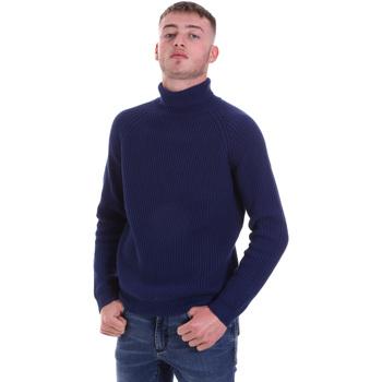 textil Hombre Jerséis Antony Morato MMSW01141 YA200066 Azul
