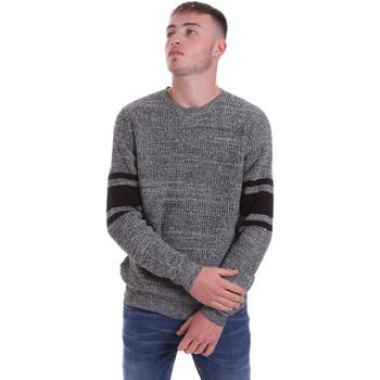 textil Hombre Jerséis Antony Morato MMSW01127 YA200066 Negro