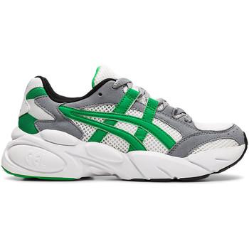 Zapatos Niños Zapatillas bajas Asics 1024A024 Blanco