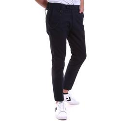 textil Hombre Pantalones chinos Antony Morato MMTR00591 FA850248 Azul