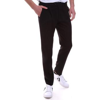 textil Hombre Pantalones chinos Antony Morato MMTR00583 FA600206 Negro