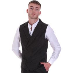 textil Hombre Chaquetas de punto Antony Morato MMVS00004 FA650205 Negro