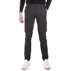 textil Hombre Pantalones chinos Sseinse PSI638SS Gris
