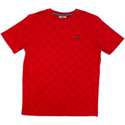 textil Niños Camisetas manga corta Fila 688084 Rojo