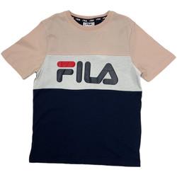 textil Niños Camisetas manga corta Fila 688141 Rosado