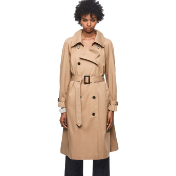 textil Mujer Trench Pepe jeans PL401755 Beige