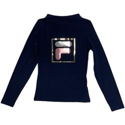 textil Niños Camisetas manga larga Fila 688102 Azul