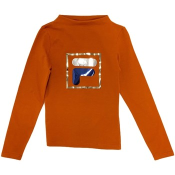 textil Niños Camisetas manga larga Fila 688102 Naranja
