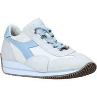 Zapatos Mujer Zapatillas bajas Diadora 201156030 Blanco