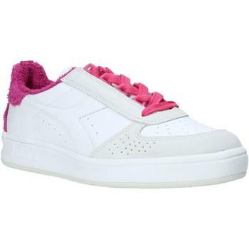 Zapatos Mujer Zapatillas bajas Diadora 201171886 Blanco