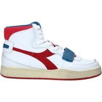 Zapatos Hombre Zapatillas altas Diadora 501174766 Blanco