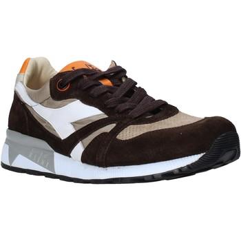 Zapatos Hombre Zapatillas bajas Diadora 201173892 Marrón