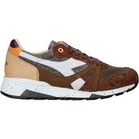 Zapatos Hombre Zapatillas bajas Diadora 201175142 Marrón