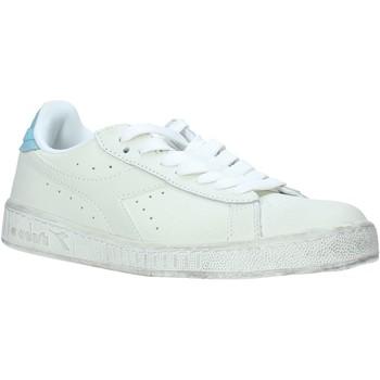 Zapatos Hombre Zapatillas bajas Diadora 501160821 Blanco