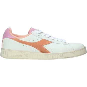Zapatos Mujer Zapatillas bajas Diadora 501176026 Blanco