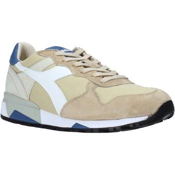 Zapatos Hombre Deportivas Moda Diadora 201176281 Beige