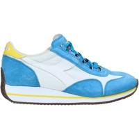 Zapatos Mujer Deportivas Moda Diadora 201156030 Blanco