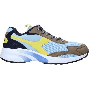 Zapatos Hombre Zapatillas bajas Diadora 501175099 Azul