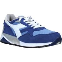 Zapatos Hombre Zapatillas bajas Diadora 501173073 Azul