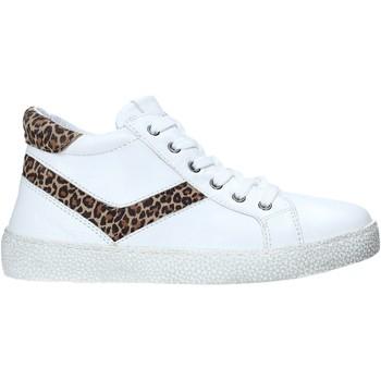 Zapatos Niños Zapatillas bajas Grunland PO1499 Blanco