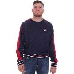 textil Hombre Sudaderas Fila 687883 Azul