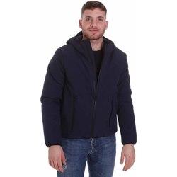 textil Hombre cazadoras Lumberjack CM95124 001 404 Azul