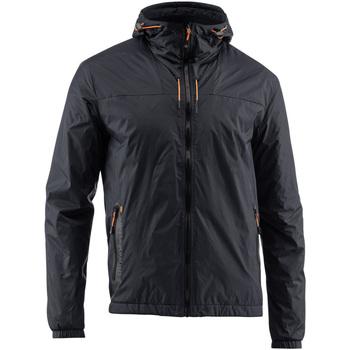 textil Hombre cazadoras Lumberjack CM79723 003 407 Negro