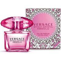 Belleza Mujer Perfume Versace Bright Crystal Absolu - Eau de Parfum - 90ml - Vaporizador Bright Crystal Absolu - perfume - 90ml - spray